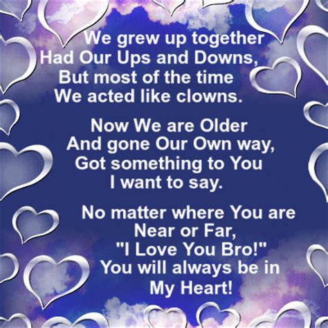 images of love you brother i love you bro free brother s day ecards greeting cards