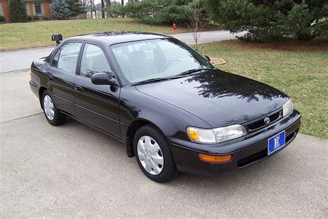 97 Toyota Corolla Curry S Auto Sales 1997 Toyota Corolla Dx