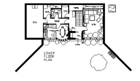 earth shelter underground floor plans earth sheltered two floor house plan underground home