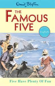 126 best images about lima sekawan famous five by enid