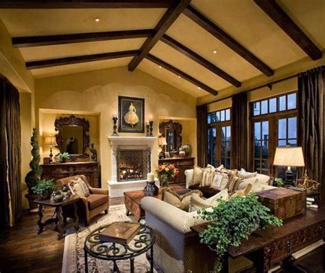 cool rustic interior living rooms pinterest