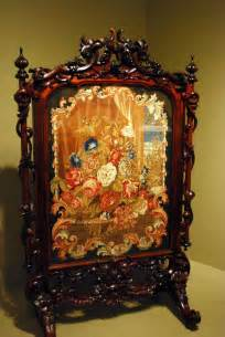 the topic of antique fire screens english classics