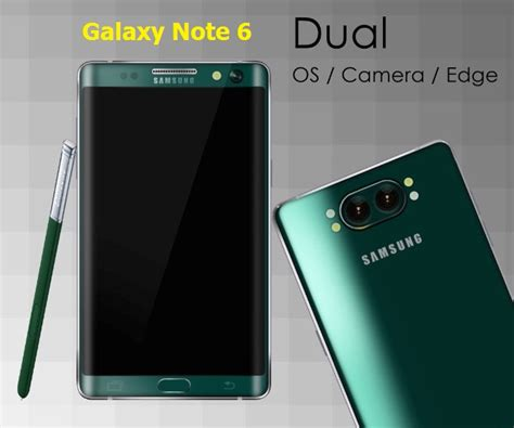 Samsung Galaxy Note 6 samsung galaxy note 6 release date specs features price