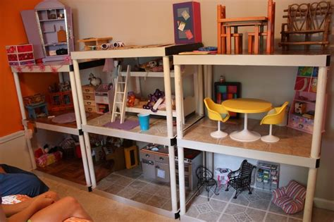 doll house stuff diy american girl doll house the possibilities are