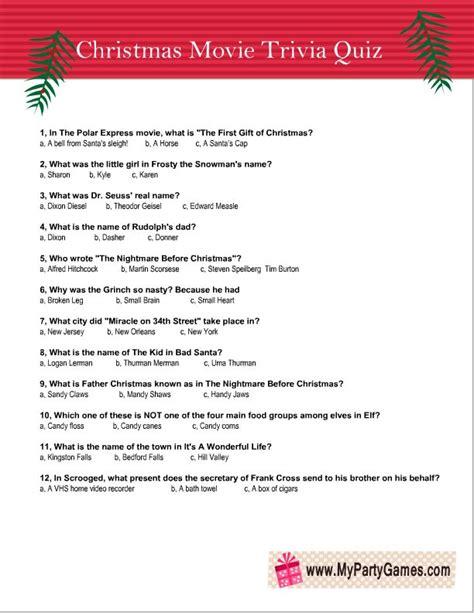 christmas film quiz online best 25 christmas movie trivia ideas on pinterest