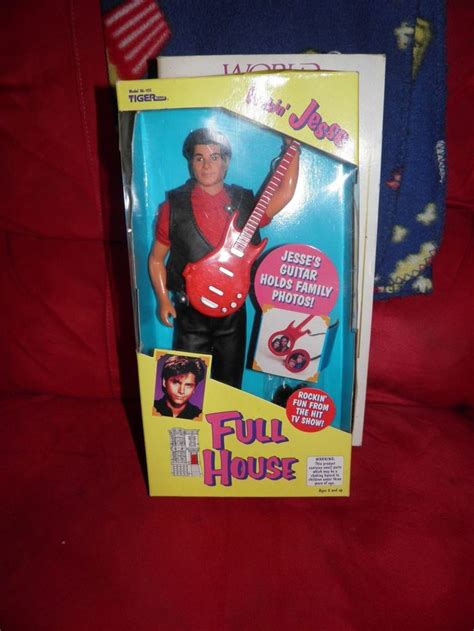 dolls house tv show jesse john stamos tv show full house rockin uncle jesse 12 quot doll