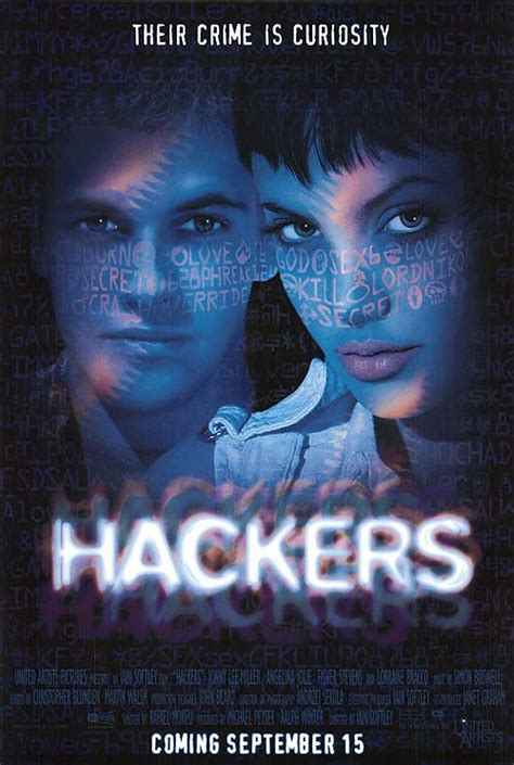 film box office tentang hacker hackers movie posters at movie poster warehouse