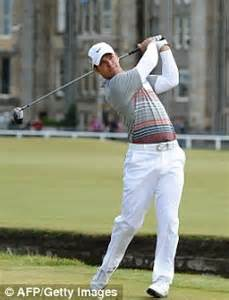paul casey golf swing the open 2010 live coverage of day two from st andrews