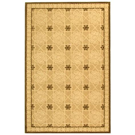 6 x 8 area rugs safavieh newport creme ivory 5 ft 6 in x 8 ft 6 in area rug npt423a 6 the home depot