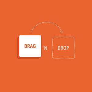 drag and drop in lists gtk development blog updated best drag and drop wordpress themes ewebdesign