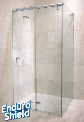 Glass Treatment For Shower Doors Enduroshield Easy Clean Glass Treatment Can Be Applied To All New Or Existing Glass Shower Doors