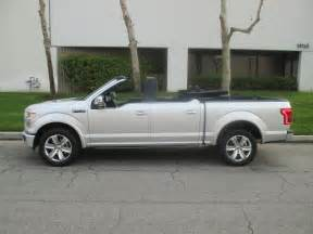 Ford Truck Pictures Ford F150 Convertible