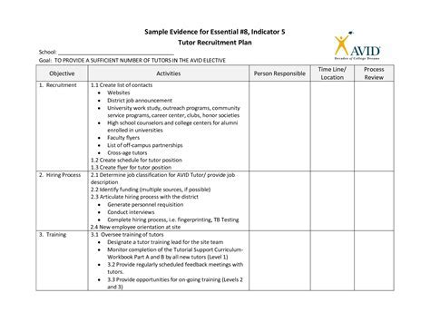 Tutoring business plan template essay vocabulary pdf worksheet recruitment plan template best business template flashek Images