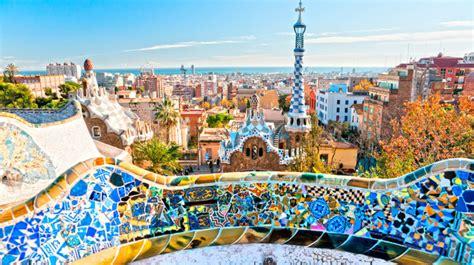 famous places barcelona spain barcelona spain tourist destinations