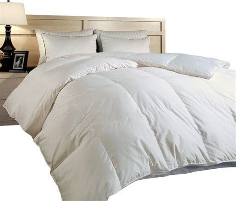 twin goose down comforter 700 tc cotton sateen cover hungarian white goose down