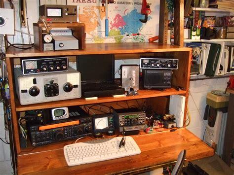 Small Desk Radio Ham Radio Desk Plans Hostgarcia
