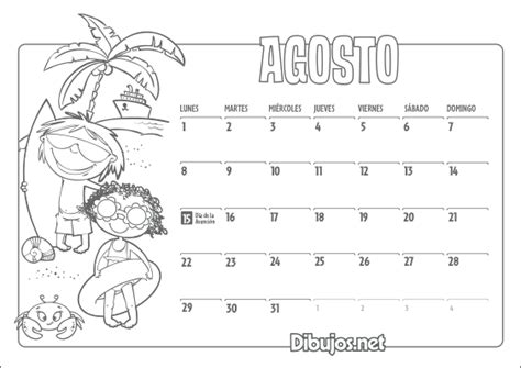 Calendã Do Mãªs De Abril De 2016 Calendarios Mes De Julio 2016 Para Descargar E