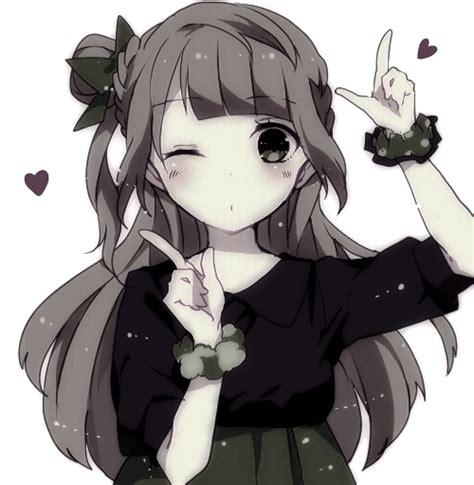 Imagenes De Anime We Heart It | anime kawaii and kawaii anime girl image on we heart it