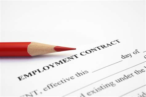 Contract Work Agreement Template terms and conditions of employment employment rights ireland