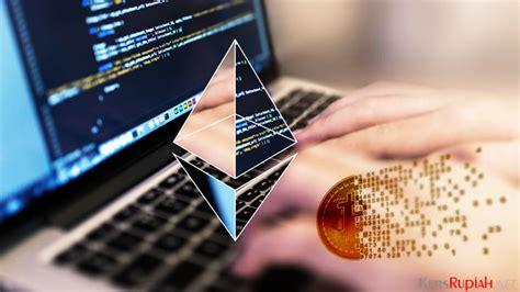 bitcoin vs idr ethereum makin bersinar berpotensi saingi bitcoin kurs