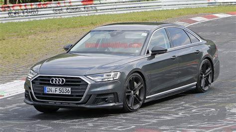 2019 Audi S8 by 2019 Audi S8 Prototype Autoblog 日本版