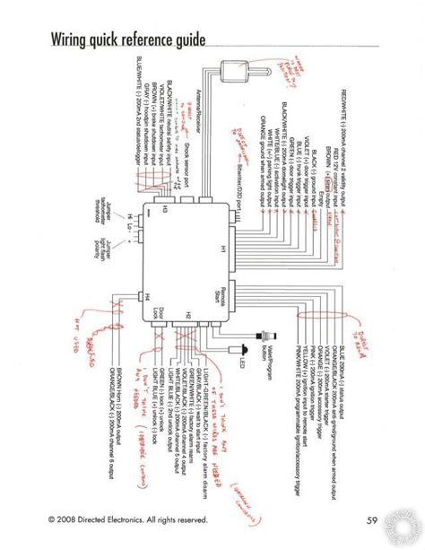 avital 5303 car alarm wiring diagram wiring diagrams