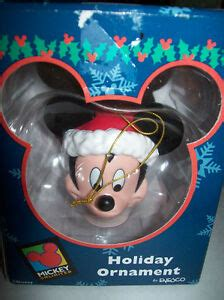 mickeyunlimited electric christmas decorations disney mickey mouse unlimited enesco