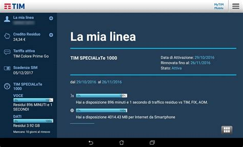 linea mobile tim mytim mobile android apps on play