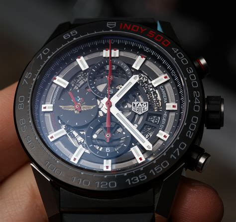 Tagheuer Indy Chronoraph For tag heuer indy 500