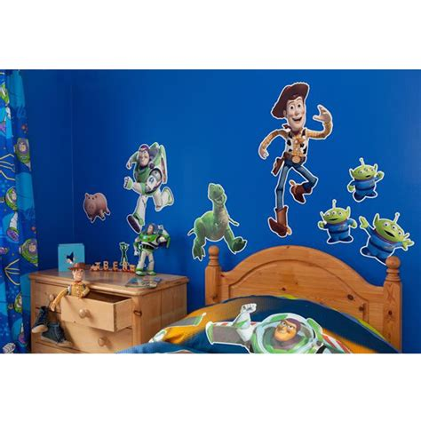 story wall stickers uk story wall stickers new official buzz lightyear