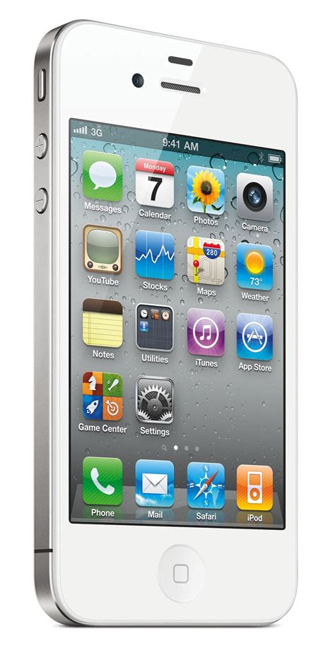 Iphone 4 4s iphone 4 specs features and history