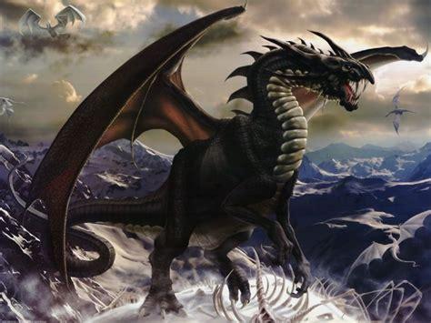 imagenes seres oscuros imagenes de dragones