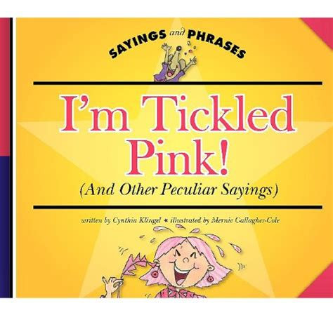 Book Review Tickled Pink By Jones by Im Tickled Pink Bookverdict