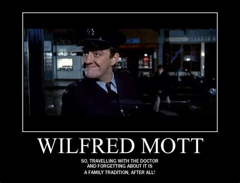Wilfred Meme - motivation wilfred mott by songue on deviantart
