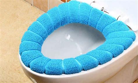 copri cuscino copri seduta water con cuscino groupon goods