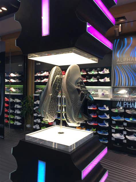 alpha bounce adidas hong kong retail visual merchandising