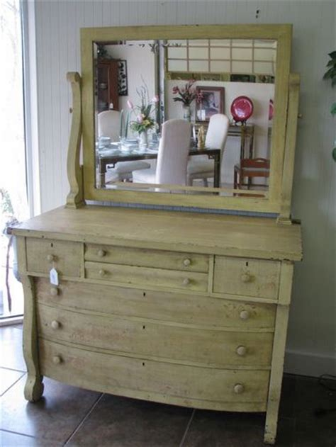 Shabby Chic Dresser With Mirror by Nonprofit Niche Features Shabby Chic Vintage Dresser And