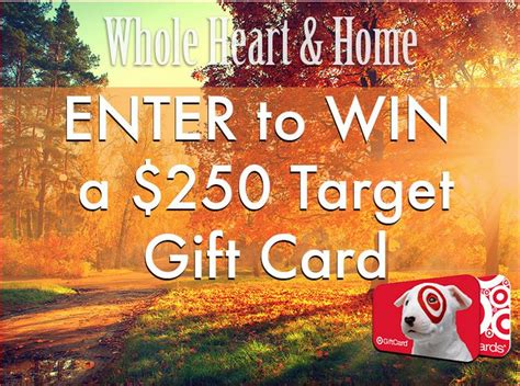 Target 250 Gift Card - top sweepstakes sles and freebies whole mom