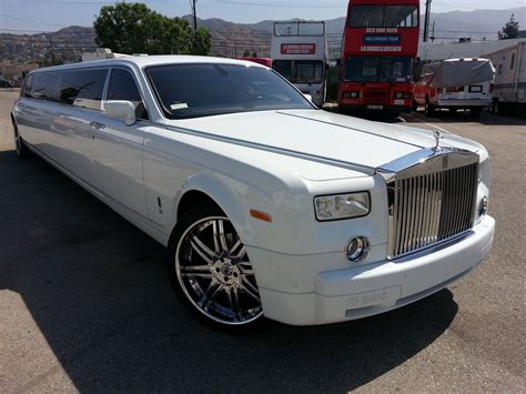 rolls royce limo 2004 rolls royce phantom limousine limousines for sale