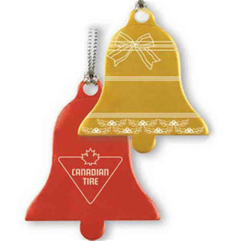 aluminum christmas ornaments custom imprinted