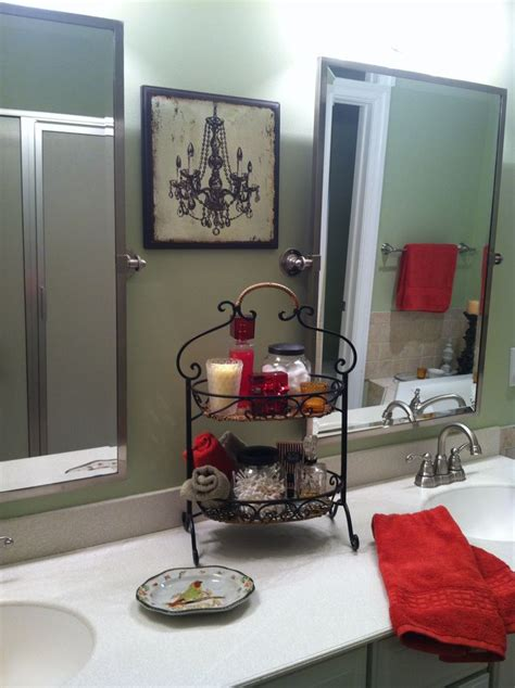 grey and red bathroom 25 best ideas about red bathroom decor on pinterest grey bathroom decor red