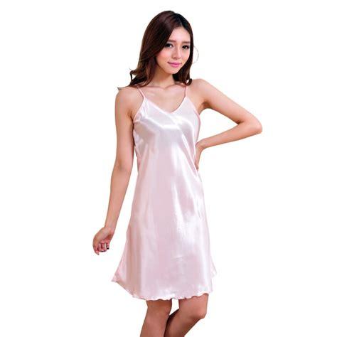 Sleep Dress Baby Doll Piyama Baju Tidur Lingrie aliexpress buy new arrival silk robe dress babydoll nightdress