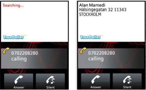Blocked Phone Number Lookup How To Block Calls Find Unknown Caller Phone Number Using Truecaller