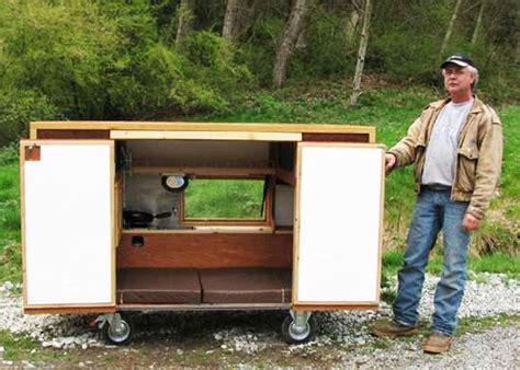 paul elkin s mobile homeless shelter is a refuge packed