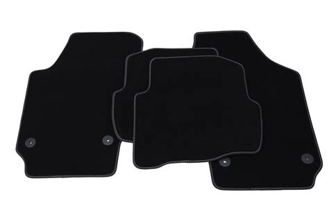 winter floor mats fits for vw polo mk 9n 2001 2009 l h d