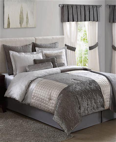 22 piece comforter set granite 22 piece california king comforter set bed in a