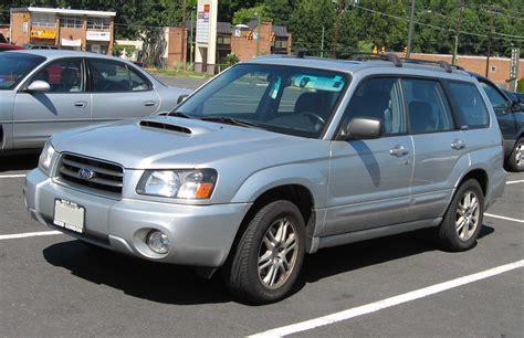 03 Subaru Forester File 03 05 Subaru Forester Xt Jpg