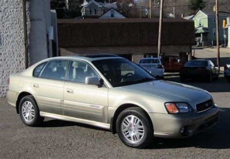 subaru sedan 2004 2004 subaru outback limited sedan subaru colors