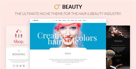 wordpress themes free beauty salon beauty hair salon theme for hair salon barber shop and
