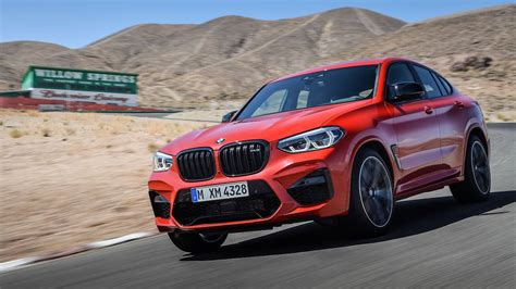 Bmw X4 2020 by 2020 Bmw X3 M And X4 M Give Fierce Suvs Up To 503hp To